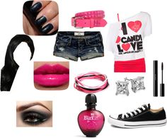 """What i would where on the first day of school"" by peyton-snyder-1 ❤ liked on Polyvore"