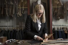 Meet Savile Row's female tailors #bespoke #fashion #tailoring