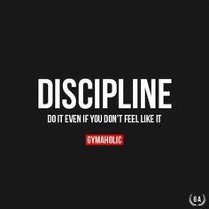 Discipline https://www.musclesaurus.com