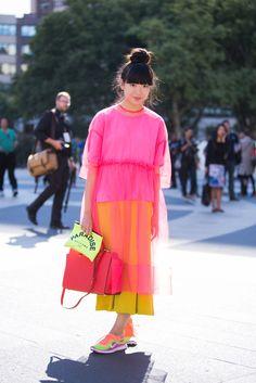 Les plus beaux streetlooks de la Fashion Week de New York