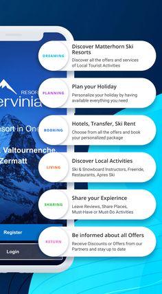 Ski & Snowboard Travel App Ski Club, Ski Equipment, Ski Touring, Ski Holidays, Zermatt, Ski And Snowboard, Night Life, Skiing, Tourism