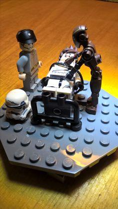 Help! Lego Star Wars