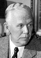 """George C. Marshall - VMI graduate (1901), WWII Chief of Staff, Secretary of State under President Truman, & Nobel Prize winner primarily for the """"Marshall Plan"""""""
