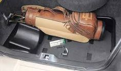 trunk golf organizer - Google Search