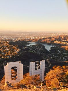From the Hollywood Hills