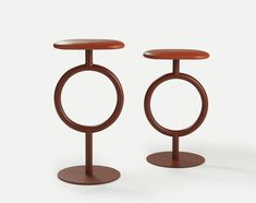 Totem stool by Sylvain Willenz, for Sancal. Special Symbols, Steel Sheet, Design Language, Clean Design, Foot Rest, Decorative Objects, Side Chairs, Bar Stools, Home Decor
