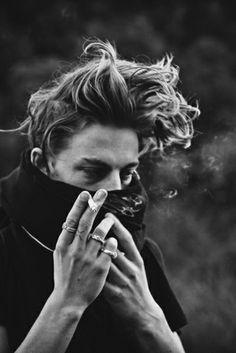 Ben Nordberg -Los Angeles 2013 R Beautiful Boys, Beautiful People, Men Photography, Portrait Photography, Ben Nordberg, People Smoking, Man Smoking, No Bad Days, Photo D Art