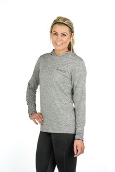 With a relaxed and loose fit, this lightweight grey hoodie features our Muddy Girl camo print on the sleeve cuffs and hood lining. Stay warm and stylish. Muddy Girl Camo, Pink Camouflage, Camo Print, Grey Hoodie, Stay Warm, Pink Girl, Hoodies, Stylish, Sleeves