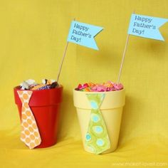 We love this great Father's Day gift idea using supplies from Hobby Lobby created by @ShelleyPlumlee!