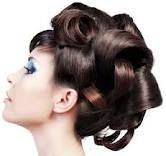Huge loop curls