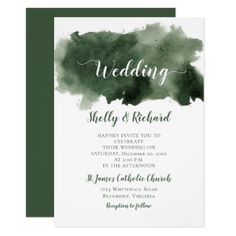 2742 Best Wedding Invitations From Zazzle Images In 2019