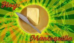 Receta mantequilla cannabica