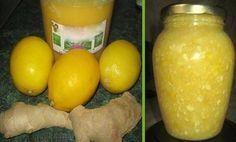 A hozzávalók: 400 gramm méz 3 citrom 2 gyömbérgyökér (kb. Natural Health Remedies, Herbal Remedies, Health Resources, Health Tips, Turmeric Detox, Health Questions, Hungarian Recipes, Herbalism, Healthy Lifestyle