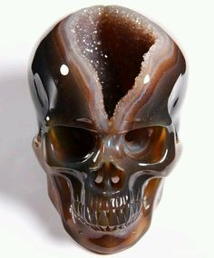 Agate skull....Can we say AWESOME!!!
