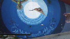Barcelona. Street Art. / Louis Bou. Recorregut visual pels carrers de Barcelona amb el seus artistes murals.