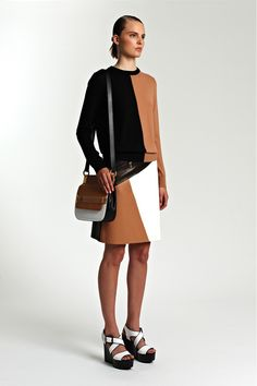 Michael Kors Resort 2014 Collection Slideshow on Style.com Russian Constructivist inspiration