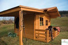 Horseman's house