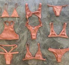 Any of these bathing suits! Cute Swimsuits, Cute Bikinis, Jolie Lingerie, Bikini Outfits, Cute Bathing Suits, Summer Bikinis, Pretty Lingerie, Designer Swimwear, Bikini Fashion