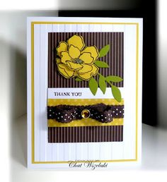 Me, My Stamps and I: Fabulous Florets