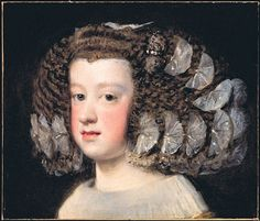 Infanta María, hermana de Felipe IV