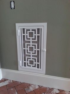 Superior Remodel Any Room In 15 Minutes, Fancy Vents Are Beautiful Decorative Return  Air Replacement Covers Hand Crafted And Made From Ornamental Iron.