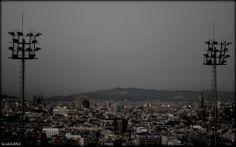 #Barcelona #Montjuic #View #Top #LaietaLittleL #Photography #Nikon