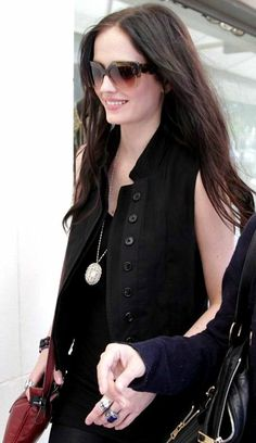 Eva Green at 67th Annual Cannes Film Festival Sighting - May 17, 2014