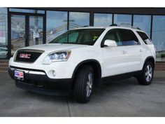 "The 2012 GMC Acadia has the ""Best Retained Value"" for SUVs between $35,000 and $45,000 according to the consumer automotive research website Edmunds.com.  Price$37,900"