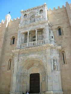 Mosteiro Santa Cruz - Coimbra