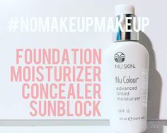 #nomakeupmakeup #foundation #moisturizer #concealer #sunblock #allinone Folllow us on Instagram @skinhubmanila Local and worldwide shipping