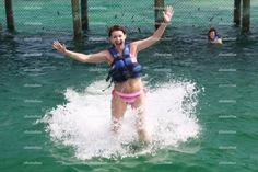 Dolphin Swimm Excellence - Sealife Interaccion - Things to do -Hoyo Azul Excursions
