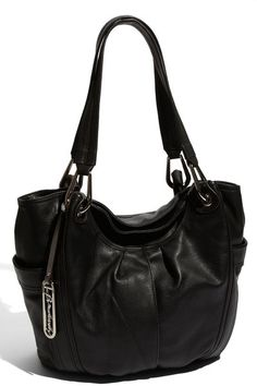 Carmen Leather Tote - Lyst