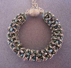 Beading Pattern O-Caribbean Bracelet by Ellad2