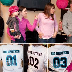 Baby Gender Reveal T-Shirts