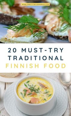 Finland Food: The 20 Traditional Finnish Food You Should Try Finland Food, Finland Travel, Lapland Finland, Finland Culture, Viking Food, Finnish Recipes, Scandinavian Food, International Recipes, Foodie Travel