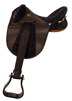 Childs Synthetic Australian saddle