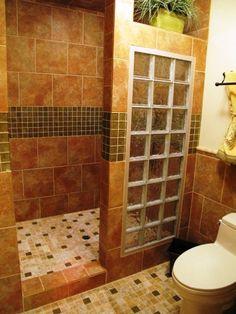 Открытый душ в ванной без душевой кабины: фото, дизайн, идеи | Феломена