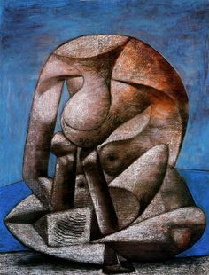 Great Bather Reading — Pablo Picasso | biblioklept