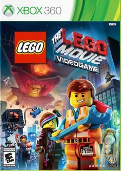 The LEGO Movie Videogame - Xbox 360 Standard Edition - Available at Amazon.