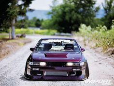 """*Dat camber be like.. """"in your face""""! Absolutely beautiful. That's all. #omg #silvia #stance #hellaflush"""