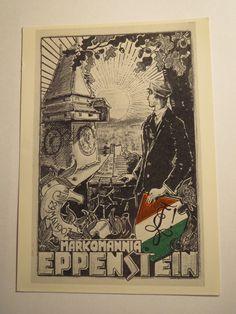 Graz KÖSTV Markomannia Eppenstein 75 Stiftungsfest 1982 Studentika | eBay