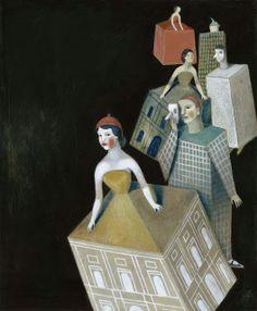 Anna Forlati, cover for Hystrio Magazine, 2012