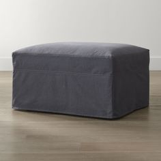 "Slipcover Only for Lounge II Petite 32"""" Ottoman"
