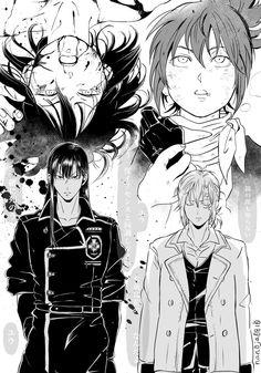 D Gray Man, Manga Art, Manga Anime, Anime Art, Me Me Me Anime, Anime Guys, Shokugeki No Soma Anime, Allen Walker, Noragami