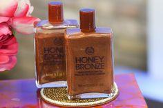 Summer Fashions Flash Sale - Honey Bronze Shimmering Body Oil