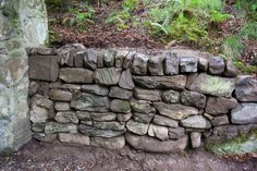 Build a Mortarless Stone RetainingWall