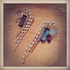Crystal Cluster danglers from SS2013