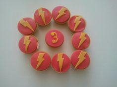Cupcakes voor Jerremy