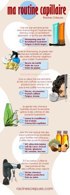 Racines Crépues   Cheveux crépus au naturel   Beauté   Montréal QC: Routine capillaire pour cheveux crépus   Ma routine personnelle