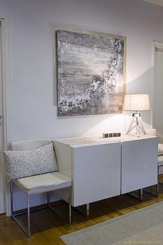 Keltainen keinutuoli | Virpi Mäkinen Corner Desk, Furniture, Home Decor, Corner Table, Decoration Home, Room Decor, Home Furnishings, Arredamento, Interior Decorating